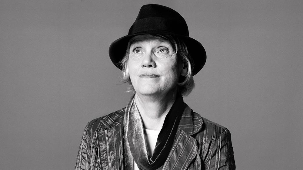 Porträt Karin Moelling