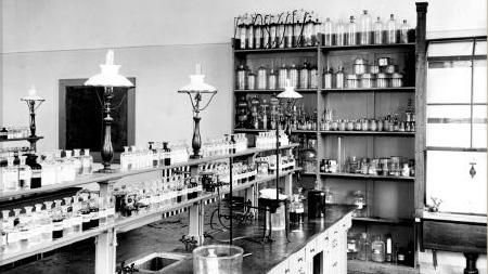 Neue Labors an der Rämistrasse