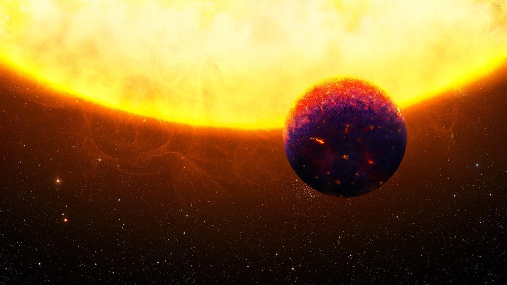 رده تازهای از سیارهها: سیارههای پر از یاقوت!