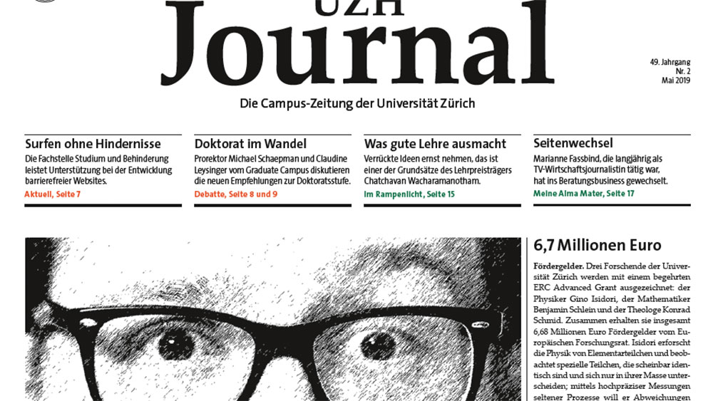 Neues Journal erschienen