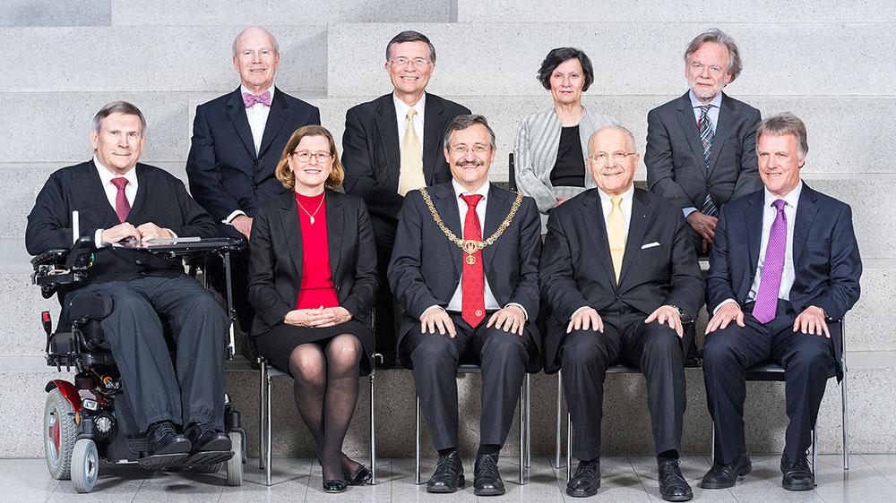 Ehrendoktoren UZH 2017